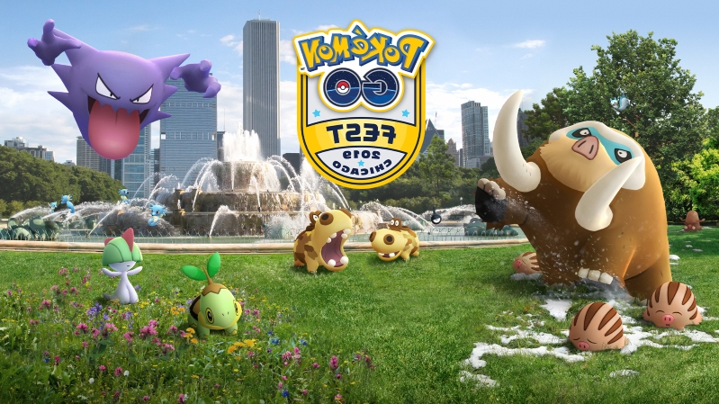 Technology: 'Pokemon Go' is Ready for Summer With Go Fest in Chicago