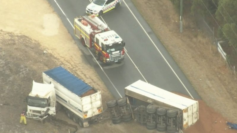 Australia: Woman killed after horror crash with truck in Perth's
