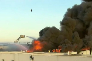 Campbellfield toxic fire: Warehouse operator linked to four other chemical stockpiles
