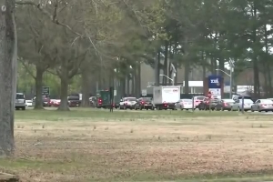 Female sailor shot in domestic incident at Virginia naval base
