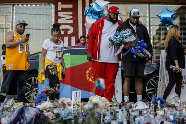 Nipsey Hussle was one victim among many as South L.A. violence takes its toll
