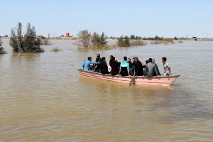 Iran expands evacuations as new rains to worsen floods