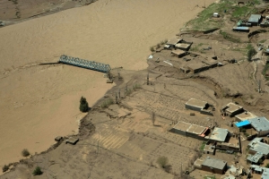 Iran orders new evacuations amid fresh flood fears