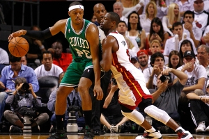 Paul Pierce says his career was better than Dwyane Wade's; NBA people say no
