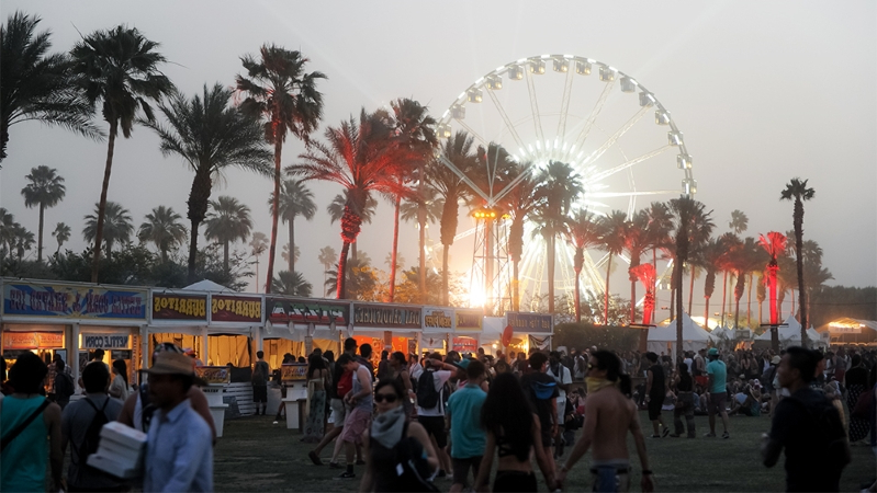 Coachella Worker Dies After Fall at Festival Site