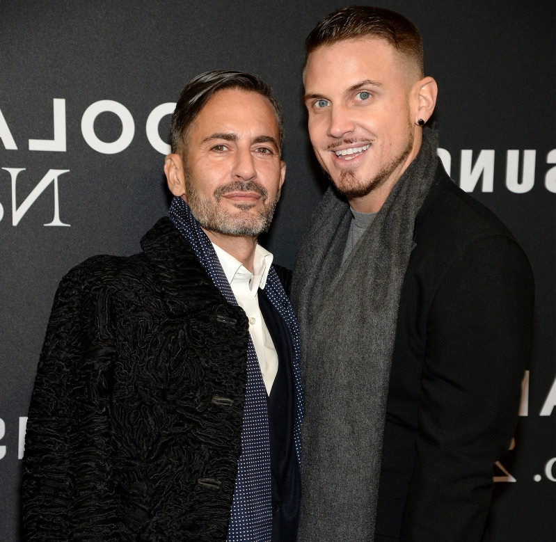 Marc Jacobs Marries Longtime Boyfriend Char Defrancesco in Intimate NYC Ceremony