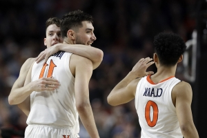 Virginia tops Auburn in thrilling finish to earn spot in title game