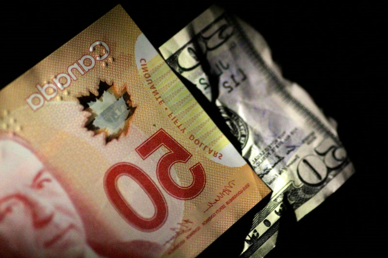 Canadian dollar rallies as oil climbs, housing starts rebound