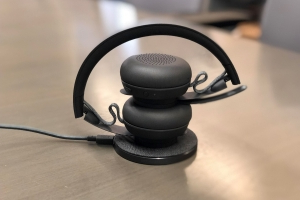 New Logitech Zone Wireless headphone is built for the open office