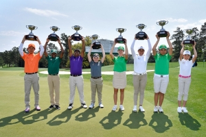 Once again, the kids put on one heck of a show at Drive, Chip and Putt National Finals