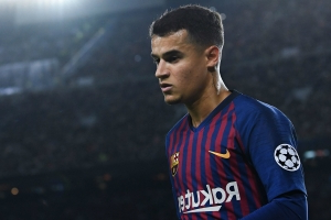 Premier League return does not fit into my plans - Coutinho happy at Barca