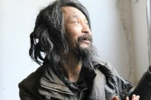 The Internet was obsessed with this philosophy-quoting homeless man in China. Now he's fled the fame.