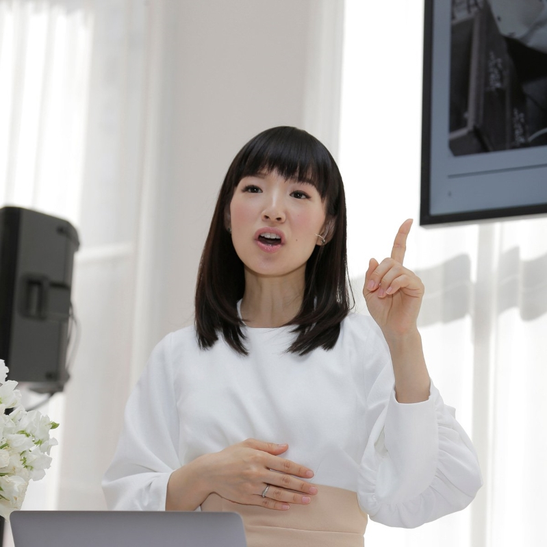 The One Marie Kondo Tip We Disagree With