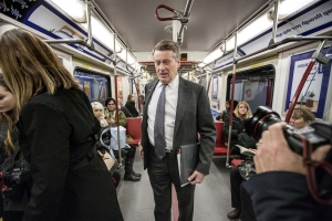 John Tory is in the dark about Doug Ford TTC announcement