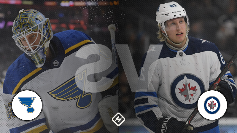 Sport: NHL playoffs 2019: Predictions, odds for Jets vs  Blues first