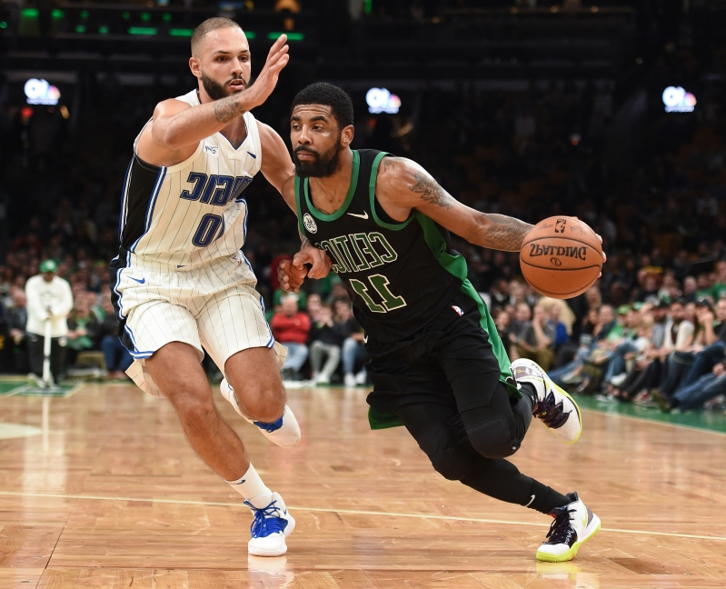 fbe61df79 Sport  Report  Kyrie Irving to give Lakers free agent meeting ...