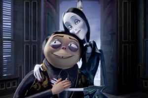The Addams Family teaser trailer welcomes home Charlize Theron and Oscar Isaac
