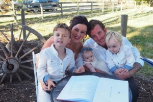 'Really good heart': Family and friends mourn father killed in Cowes crash