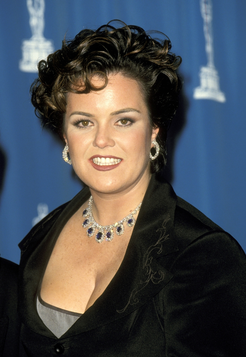 Rosie O'Donnell has a sleek pixie haircut — see her new look!