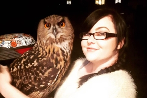 'She's not going to swoop down and pick up children' - Owner of missing Eagle Owl dismisses reports she's dangerous