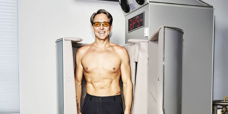 Health & Fitness: The Bio-hacking Multimillionaire That Plans to