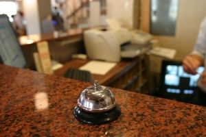Travel: Two out of 3 hotels accidentally leak guests
