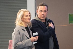 Ben Affleck and Lindsay Shookus Have Split to Spend Time with Their Families: Source