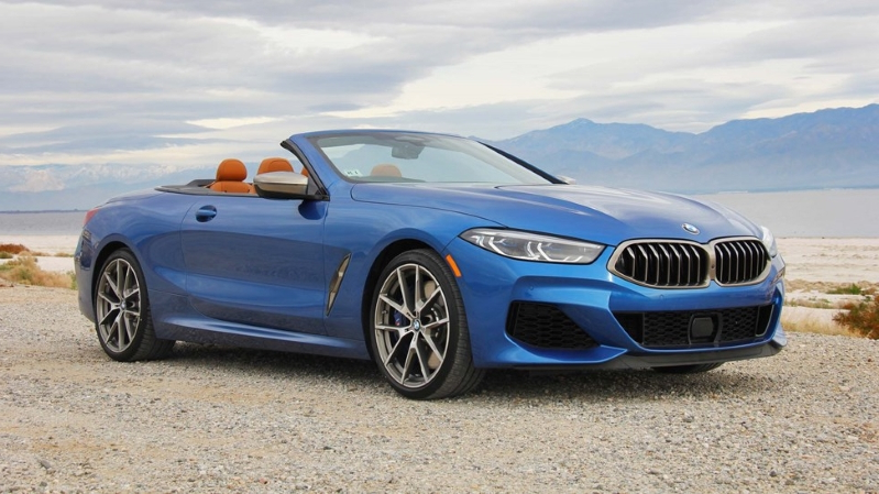 Reviews First Drive 2019 Bmw M850i Xdrive Cabriolet Pressfrom
