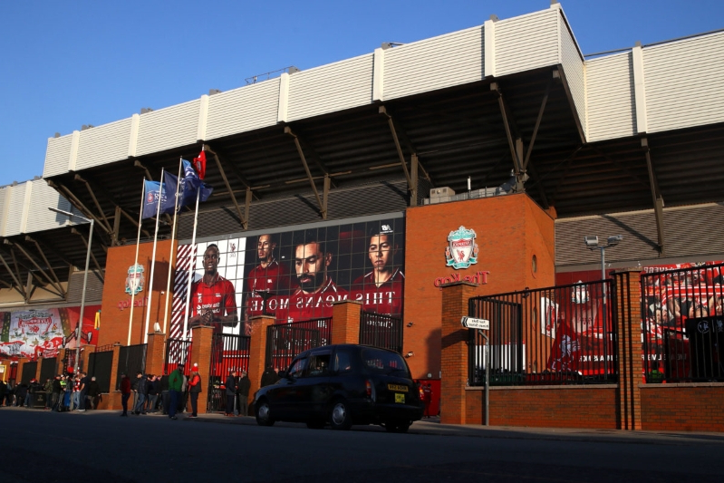 a3ba8b0fe Liverpool are in advanced talks with Nike over a new long-term kit deal