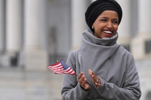 New York Post cover featuring Ilhan Omar quote infuriates Democratic colleagues