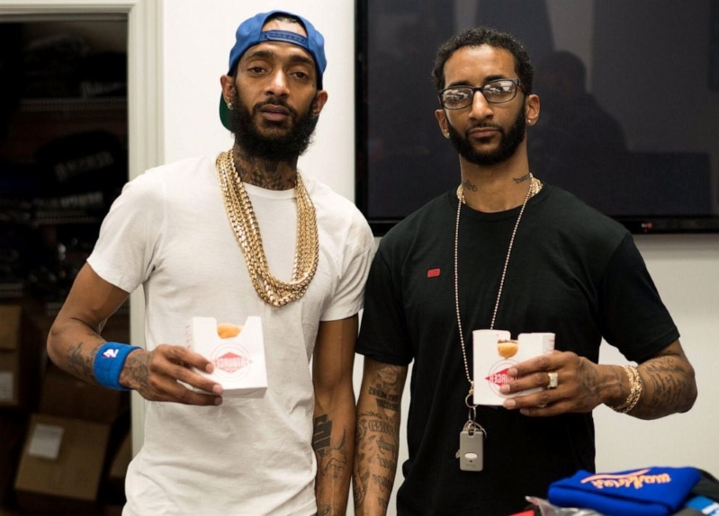Entertainment: Nipsey Hussle's legacy archived in US history  Here's