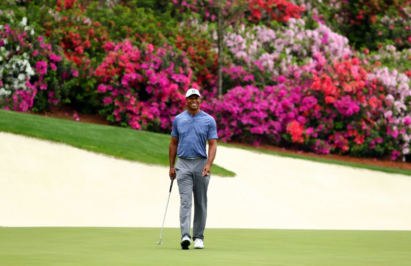 Tiger Tracker: Follow Tiger Woods' Thursday round at the Masters with shot-by-shot analysis