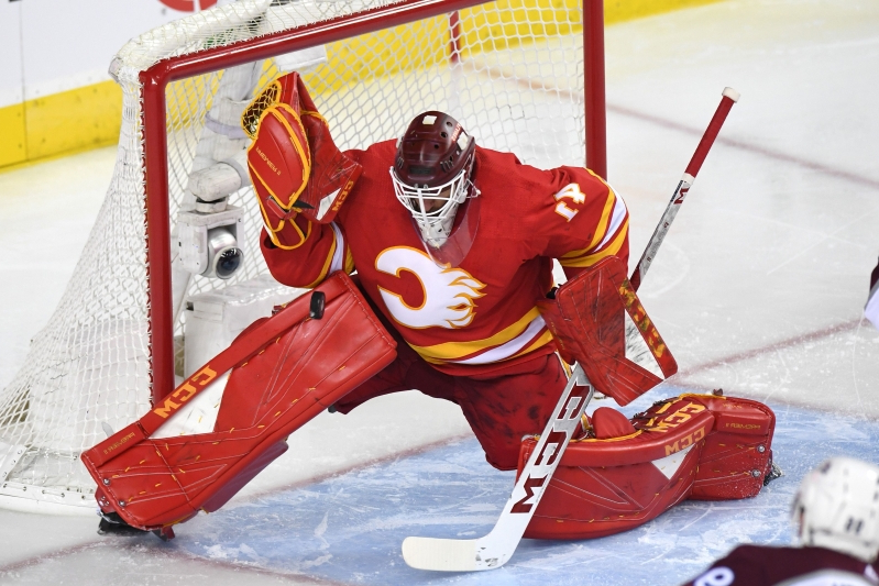 Sport A 37 Year Old Goalie Tops List Of Nhl Playoffs Early Winners