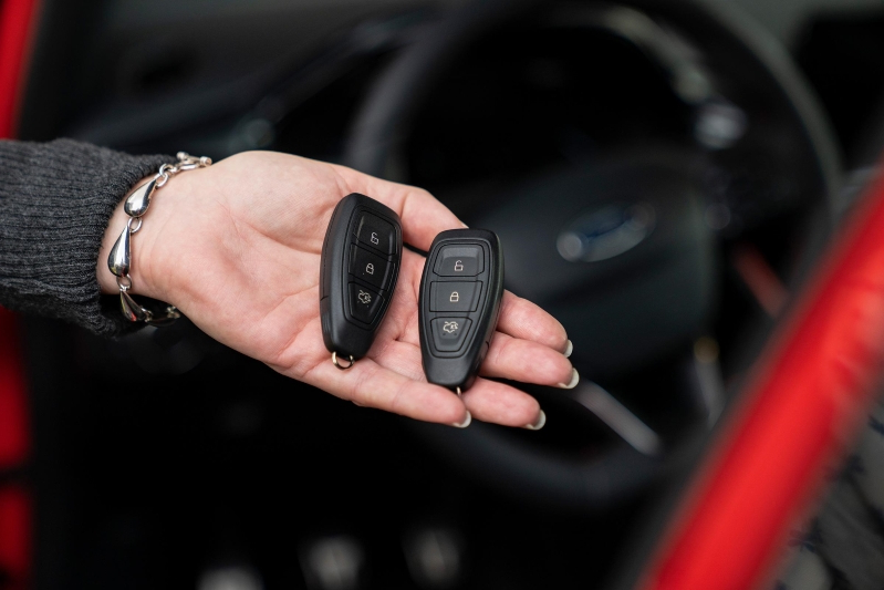 Ford launches new keyless fob to combat relay attacks