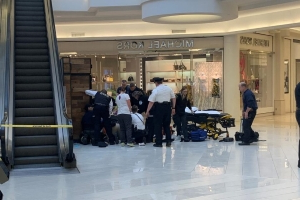 Mall of America: A man in custody after he allegedly threw a child from balcony
