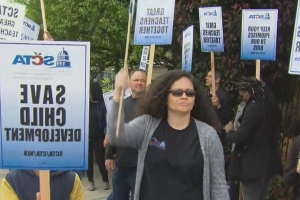 Sacramento teachers fight