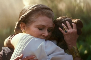 Carrie Fisher's Final Movie Role — See a Glimpse of Her Emotional Scene in Star Wars: Episode IX