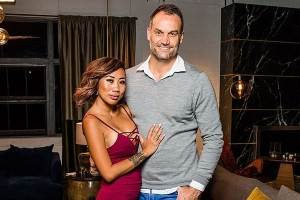 'I haven't seen her since': MAFS star Mark Scrivens reveals he hasn't seen 'ex-wife' Ning Surasiang since their night together... but admits to getting racy DMs from more than 100 women
