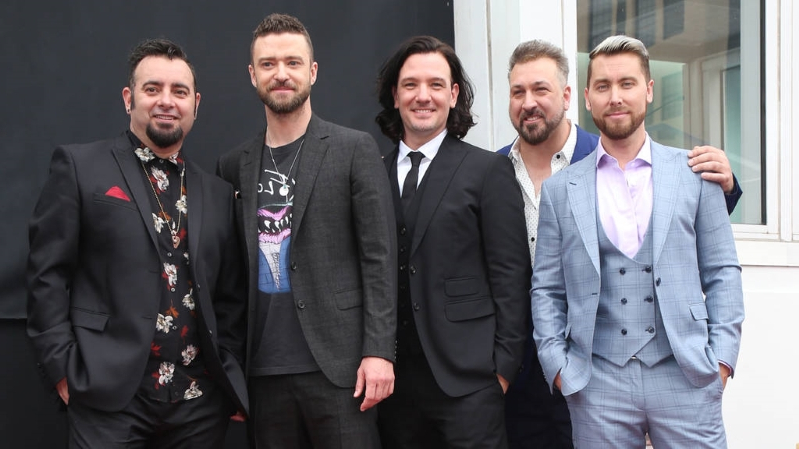 Entertainment: 'NSYNC in line to join Ariana Grande at ...