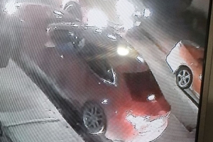 Police release image of suspect vehicle after shooting in downtown Toronto