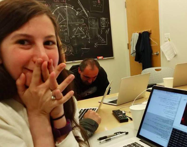 Trolls hijacked a scientist's image to attack Katie Bouman. They picked the wrong astrophysicist.