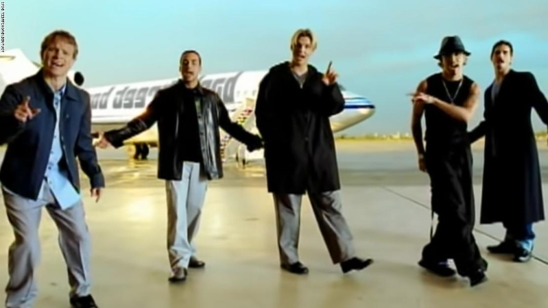 Backstreet Boys hit 'I Want It That Way' is 20 years old