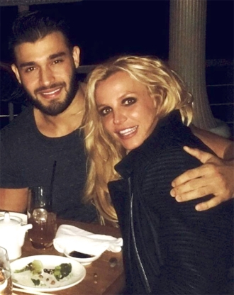 On His Mind! Sam Asghari Posts Sweet Video of Britney Spears Amid Treatment