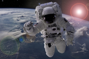 What space does to the human body