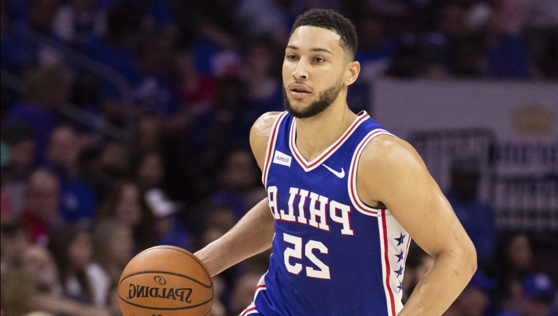 1785b3ea4cf7 Sport  Ben Simmons walks back his criticism of booing 76ers fans ...