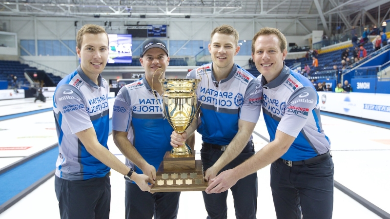 Bottcher beats Koe to capture GSOC Players' Championship