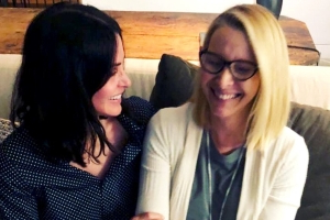 Courteney Cox and Lisa Kudrow Reunite Again for 'Saturday Night with a Friend' — See the Photos
