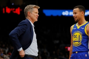 Kerr says Warriors' best lineup doesn't include Cousins
