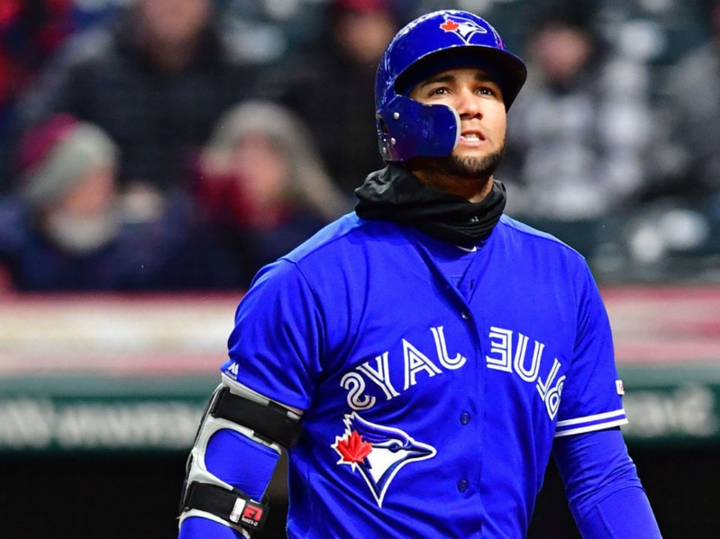Report: Blue Jays to option struggling Gurriel to Triple-A