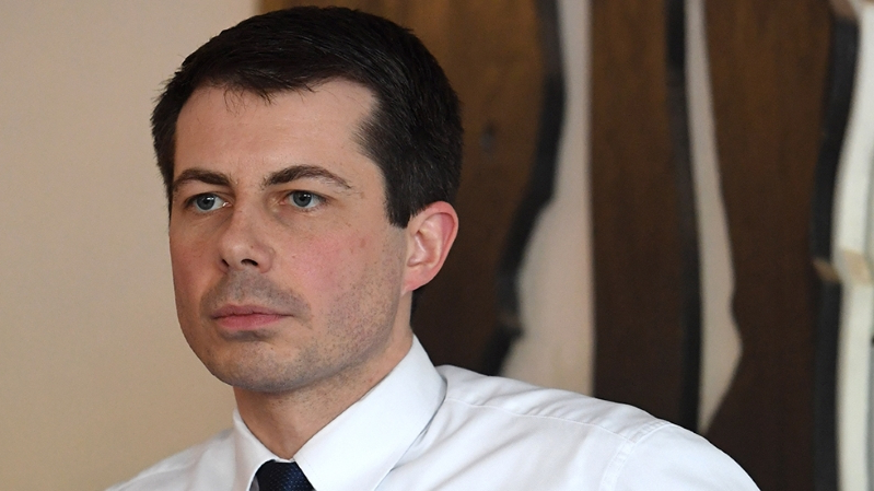 Secret tapes linger over Buttigieg's meteoric rise